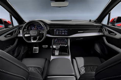 Audi Q7 2020 Update by 2020 Audi Q7 Three Row Suv Gets Updated Styling Tech