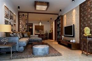 Asian style interior design ideas decor around the world for Interior decoration for living room in nigeria