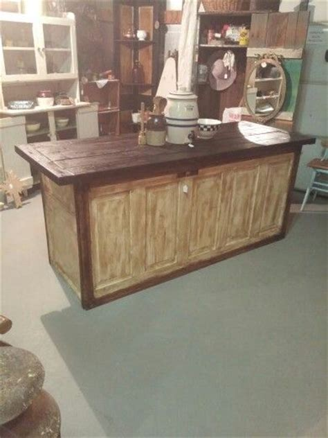 kitchen island made from doors doors kitchen islands and islands on 9410