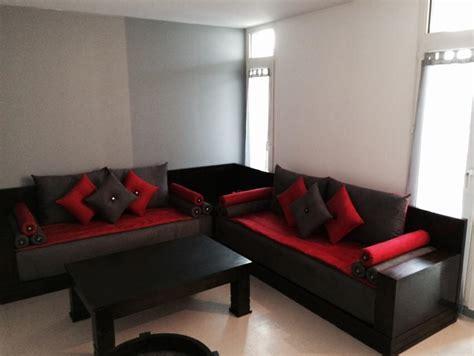 ensemble de canapé salon marocain moderne