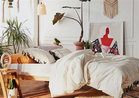 Bohemian Bedding + More