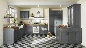 idee relooking cuisine deco cuisine 10 idees pour une With idee deco cuisine avec cuisine rustique