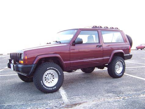 lifted jeep 2 door cherokee door davis autosports cherokee xj sport 2