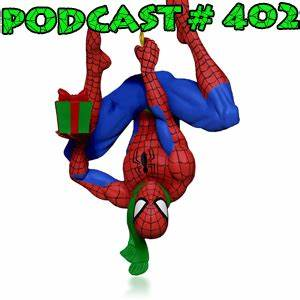 Podcast 402 Crawlspace Christmas Gift Exchange – Spider