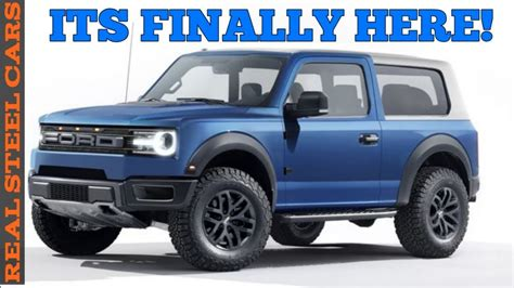 ford bronco debut    youtube