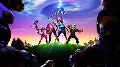 Fortnite Skin Avengers Desktop Pc Background Wallpapers