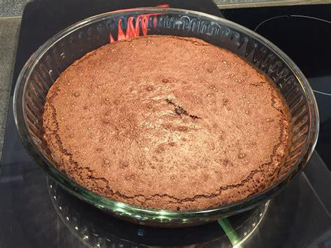 fraisier hervé cuisine fondant au chocolat caramel style baulois