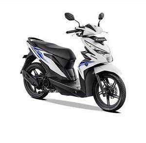 Spesifikasi  Harga  Dan Fitur Honda Beat Fi Sporty Cbs Iss