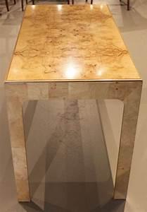 Parsons Style Desk By Henredon At 1stdibs