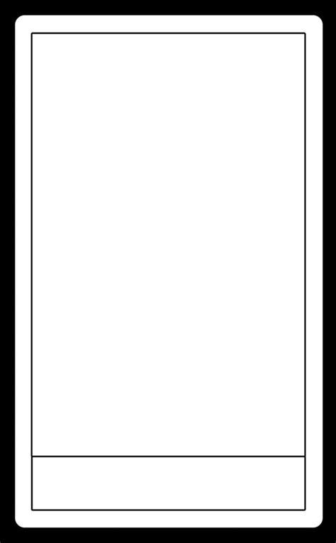 tarot card template tarot card template by arianod on deviantart