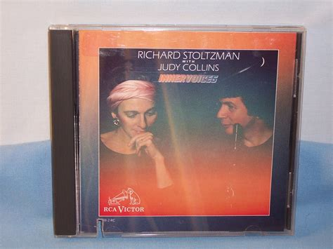 Innervoices By Richard Stoltzman Judy Collins 1989 Cd Rca