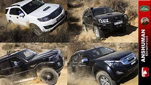 Fortuner Automatic  Manual  Ironman  Scorpio Mld  V-cross  Endeavour  Myot Offroad Obstacle