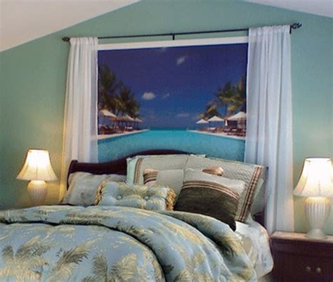 Tropical Theme Bedroom Decorating Ideas  Interior Design