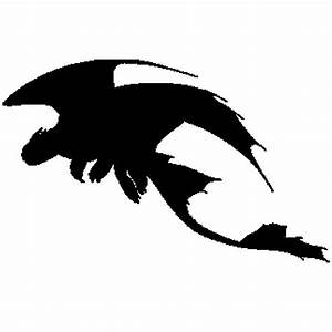 silhouette night fury - Pesquisa Google | Stencil ...