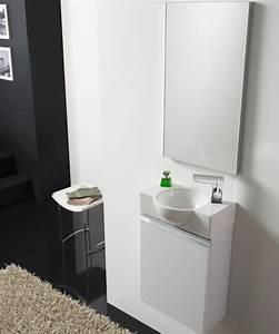 Gäste Wc Waschtisch Set : badm bel set g ste wc waschbecken waschtisch mit spiegel venezia 40cm ebay ~ Markanthonyermac.com Haus und Dekorationen