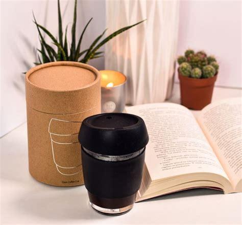 Praktiska un stilīga stikla krūze ar vāciņu, dāvanu ...