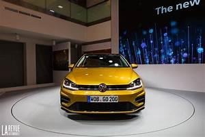 Volkswagen Golf Prix : volkswagen golf la nouvelle volkswagen golf 2017 dvoile ses prix ~ Gottalentnigeria.com Avis de Voitures