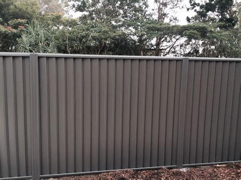 Greyridge Northbond fencing | Colorbond Fencing ...