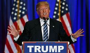 Donald Trump is the ultimate anti-politician, says Neil ...
