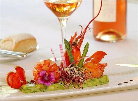 assiette gastronomique visions gourmandes