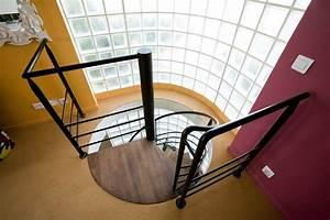 Garde Au Sol C3 : escalier acier brut marches en weng ehi escalier ~ Maxctalentgroup.com Avis de Voitures