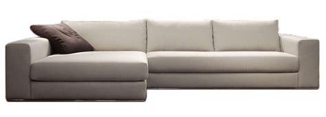 canapé d angle large assise canapé d 39 angle tissu haut de gamme portofino par verysofa