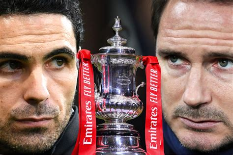 FA Cup final LIVE: Full coverage of Arsenal vs Chelsea ...