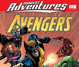 Marvel Adventures the Avengers (2006) #22 | Comics ...