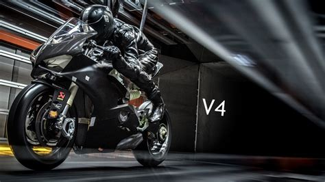 Black Ducati Panigale V4 by 2019 Ducati Panigale V4 226hp Speciale Price