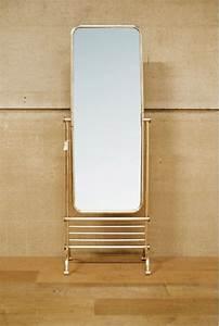 Miroir Verriere Pas Cher : miroir pied pas cher id es de d coration int rieure french decor ~ Teatrodelosmanantiales.com Idées de Décoration