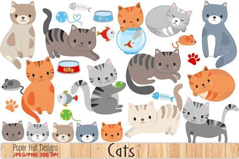 clipart cat cat clipart