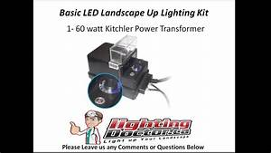 Landscape lighting outdoor the home depot with