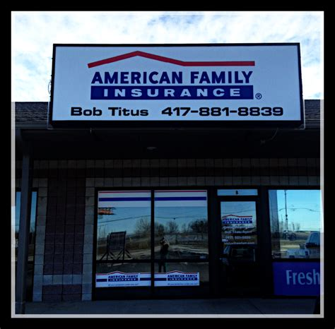 american family insurance bob titus agency