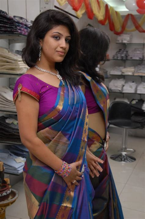 Porn Sex Celebrity Supriya In Silk Saree Photos Gallery