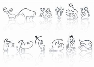 Sternzeichen Alle 12 : sternzeichen tolle illustrationen ~ Markanthonyermac.com Haus und Dekorationen