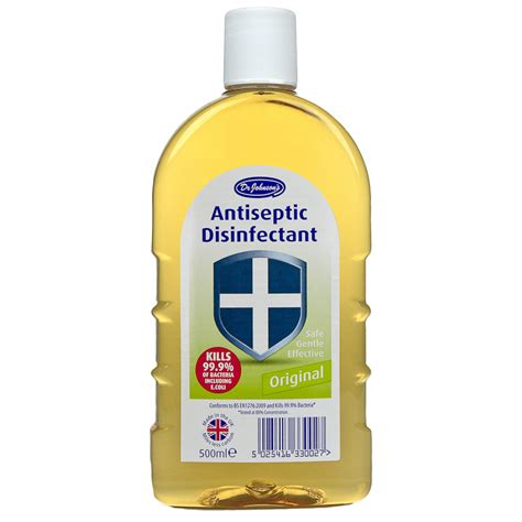 B&M Dr Johnson's Antiseptic Disinfectant - 7641