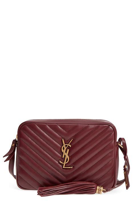 gorgeous lou lou camera bag  ysl ad ladies handbags shoulder bag ysl handbags designer