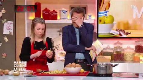 emission cuisine 5 candidate d 39 une émission de cuisine découvre à quoi