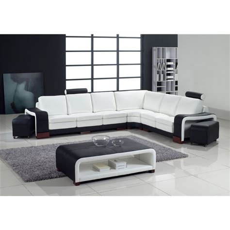 canapé 3 places relax grand canapé d 39 angle en cuir pleine fleur fabio option lit convertib