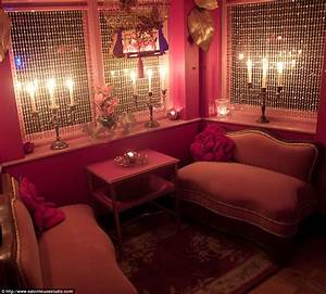 The 'pink paradise' guest house in Essex complete with