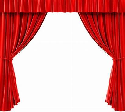 Curtain Curtains Background Clipart Carnival Backdrop Tirai