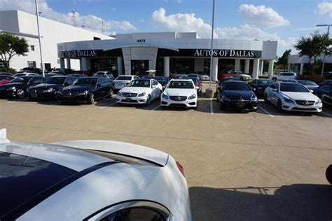 Autos Of Dallas Pre Owned Luxury Car Dealership Plano Tx