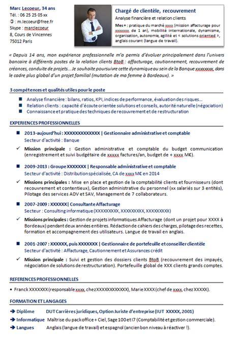 Cv Par Competences Exemples Gratuit by Exemple Cv Par Competences