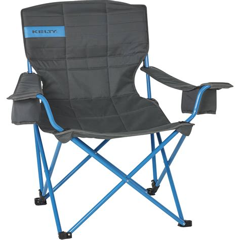 Kelty C Chair Target by Kelty Deluxe Lounge Chair Smoke Paradise Blue 61510216 B H