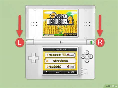 Cómo Conseguir A Luigi En El Juego New Super Mario Bros