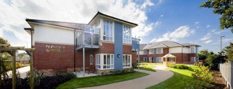 Neaco balustrade specified for ?gold standard? care home