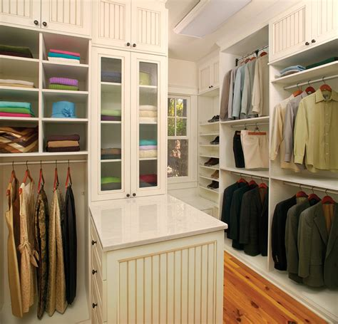 Enclosed Closet Systems by Closet Gallery Closet Storage Concepts