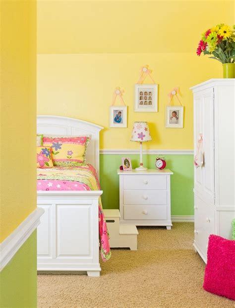 farbgestaltung kinderzimmer streichen farbgestaltung kinderzimmer gr 252 n gelbe w 228 nde wei 223 e