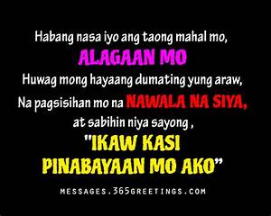 SAD CRUSH QUOTES FOR HIM TAGALOG image quotes at ...