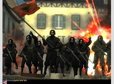 Albanian UCK Day of Defeat Source Skin Mods